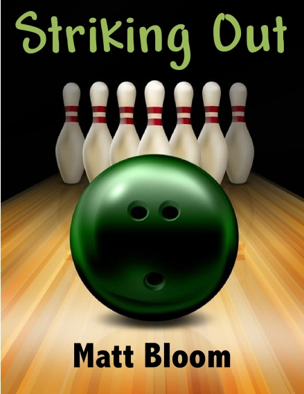 Striking Out - Smashwords Cover